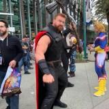 WonderCon 2019 - Thor from Infinity War