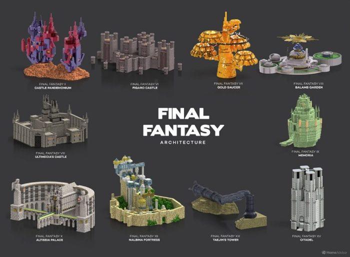 video game architecture