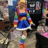Amazing Las Vegas Comic-Con 2019 - Rainbow Bright