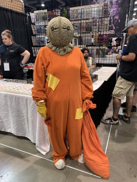 Amazing Las Vegas Comic-Con 2019 - Sam from Trick 'R Treat