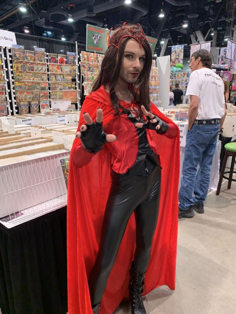 Amazing Las Vegas Comic-Con 2019 - Scarlet Witch