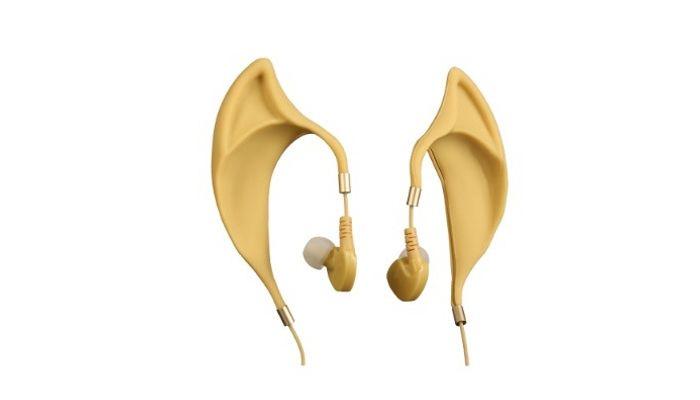 Star Trek Vulcan earbuds