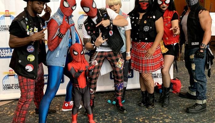 Long Beach Comic-Con 2019 Spider-Verse