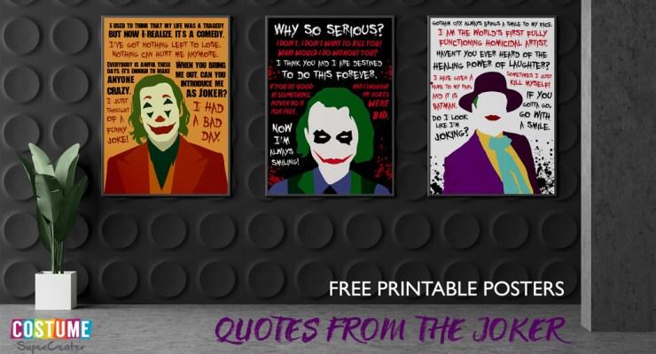 quotable joker quotes