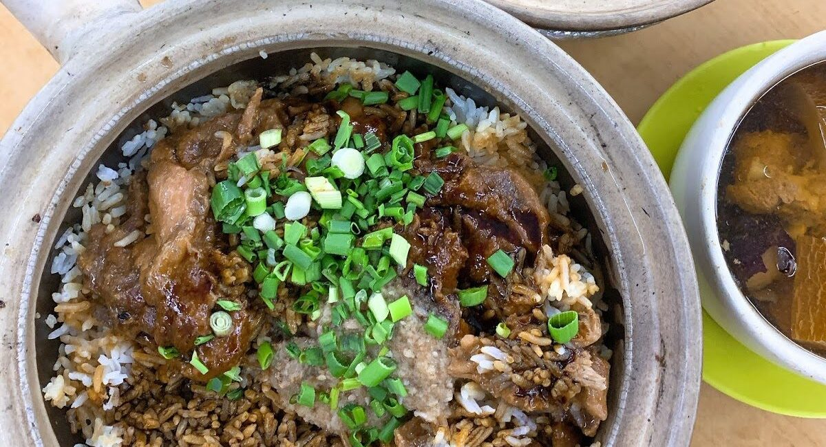 Top Places for Claypot Chicken Rice