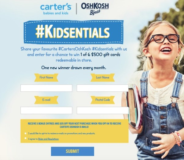 carters-kidsentials-contest
