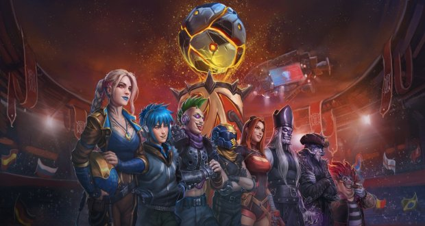 Game brasileiro Heavy Metal Machines chega hoje aos consoles