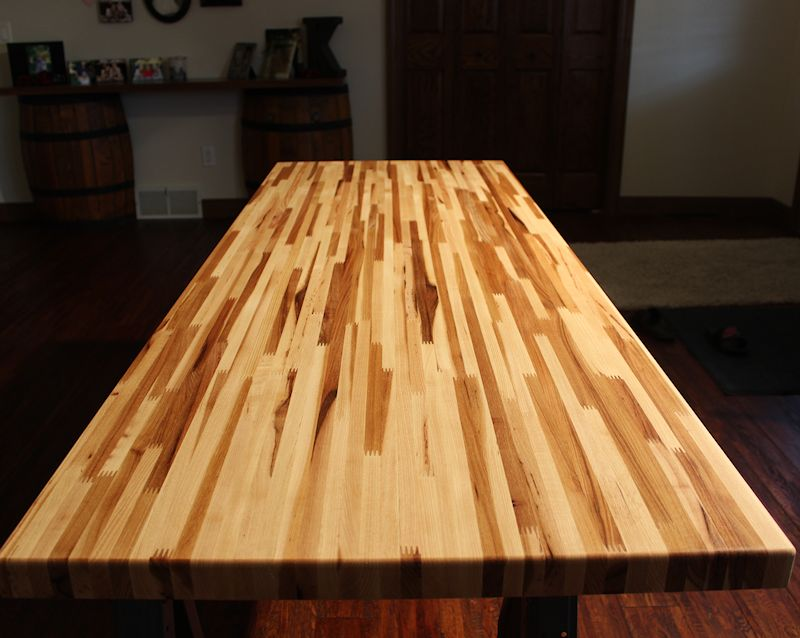 Kitchen Butcher Block Countertop Butcher Block Island