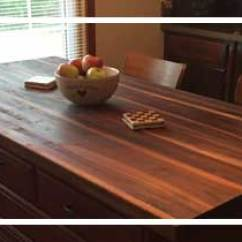 Kitchen Island Tops Colored Appliances Custom Cut Butcher Block Countertop Top Countertops Table Bar Commercial And Designer End Grain Cutting Boards Lazy Susan S