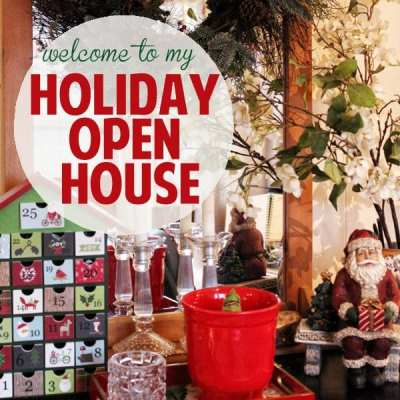 Holiday Open House   Come on in!