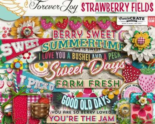 Summertime is BERRY Good!