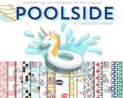 Jump into scrapping with POOLSIDE!