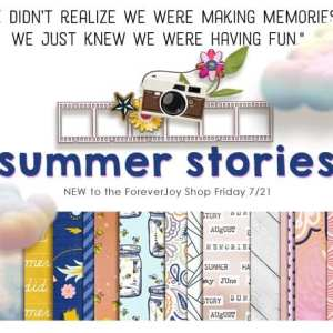 New in the Shop | Summer Stories