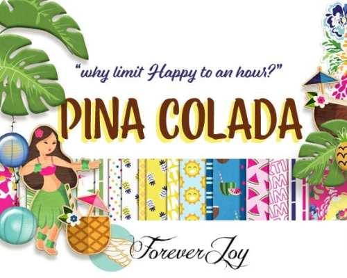 Do you like (to scrap with) Pina Coladas?