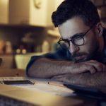 Ansiedad nocturna, la dificultad para calmar la mente por las preocupaciones del día
