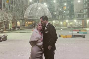 Tendenza Philadelphia Wedding Highlights