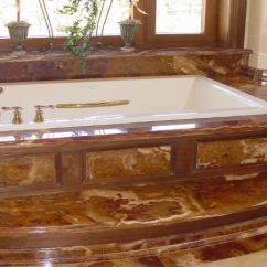 Kitchen Sinks & Faucets Led Light Fixtures Forever Marble & Granite - Jacuzzi Surrounds