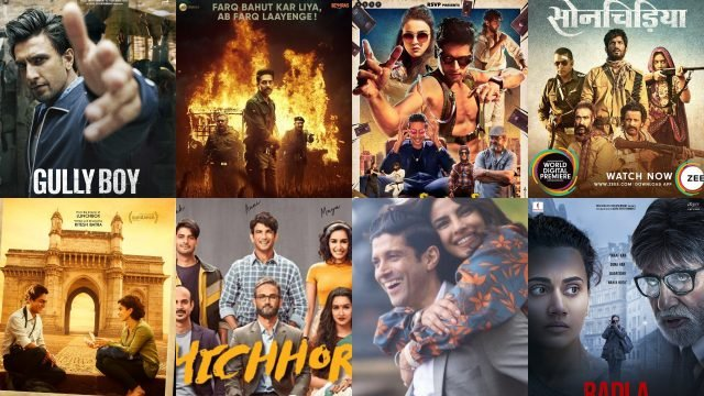 top 5 movies 2019 bollywood