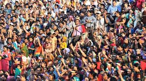 India's Population Growth Rate