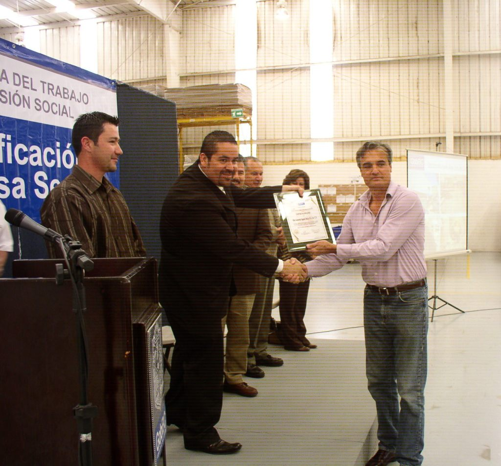 Forever Redwood Wins Workplace Safety Award