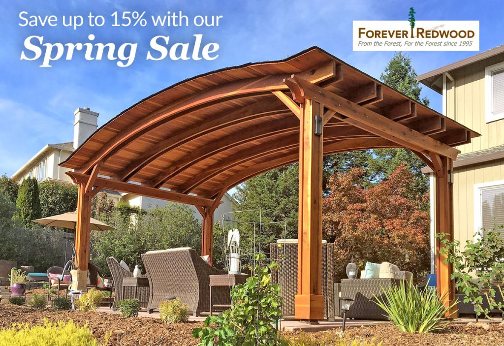 Our Spring Sale Starts Now: Save Up To 15%