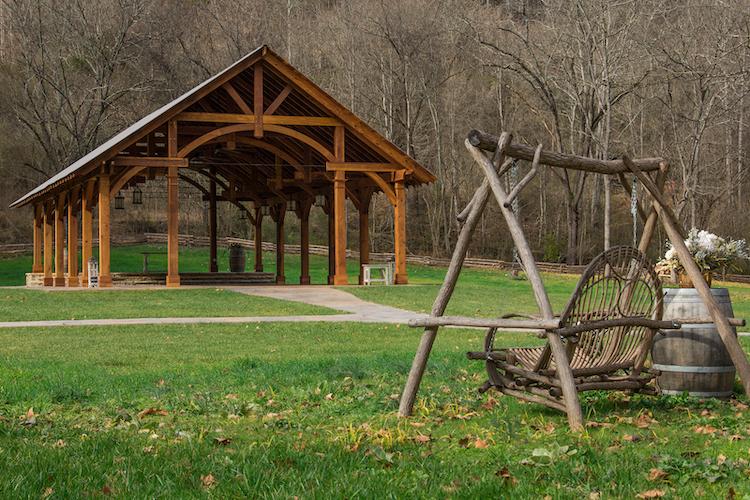 The Cardinal's Nest Pavilion