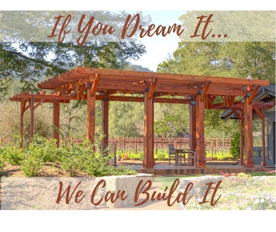Backyard Escapes | 3 Reasons to Customize Your Pergola or Pavilion