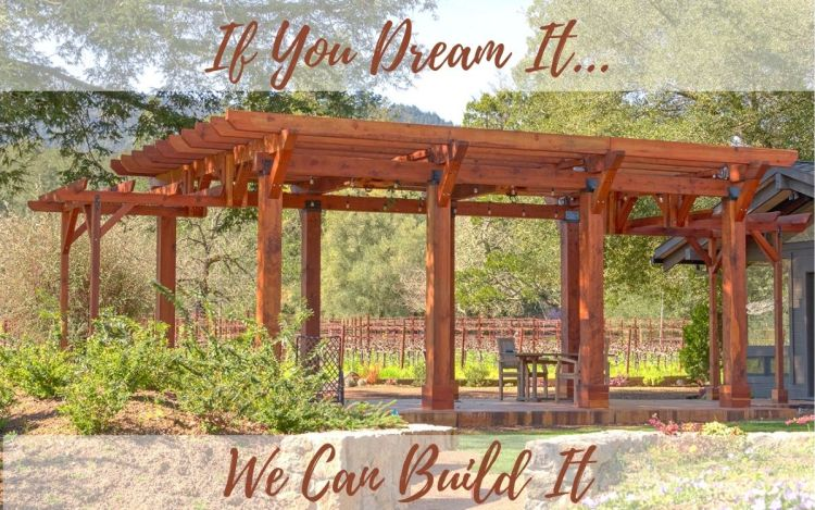 If You Dream It, We Can Build It