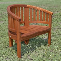 Half Circle Chair With Footrest Jane S Key West Semi Custom Redwood