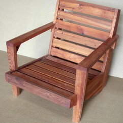 Modern Wood Chair Loose Fit Slipcovers For Chairs Kari S Stylish Wooden Garden