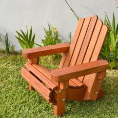 Adirondack Chair Wood Bent Plywood Kids Wooden Outdoor Chairs Kid S