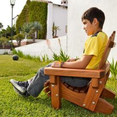 Kids Adirondack Chair And Table Set With Umbrella Tot Sprout High Wooden Outdoor Chairs