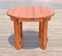 Durable Outdoor Patio Table Custom Wood Tables