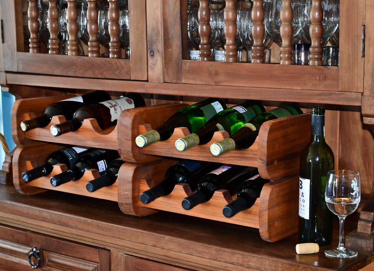 redwood wine rack wood wine rack
