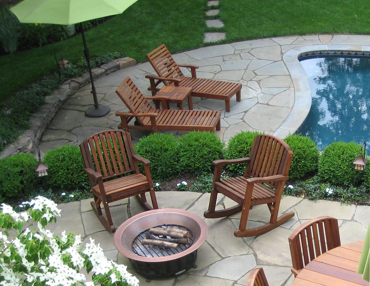 what are pool chairs made out of pedestal gaming chair 100 solid wood lounger from redwood