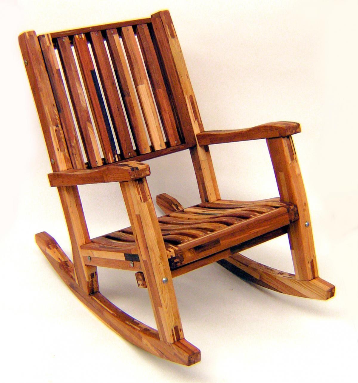 WOODEN ROCKING CHAIR CUSHION  Chair Pads  Cushions