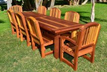 Outdoor Patio Furniture Wood Chair Plans