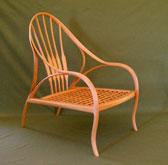 Galusha Cherry Chair