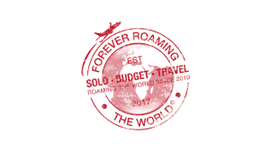 Logo for Forever Roaming the World