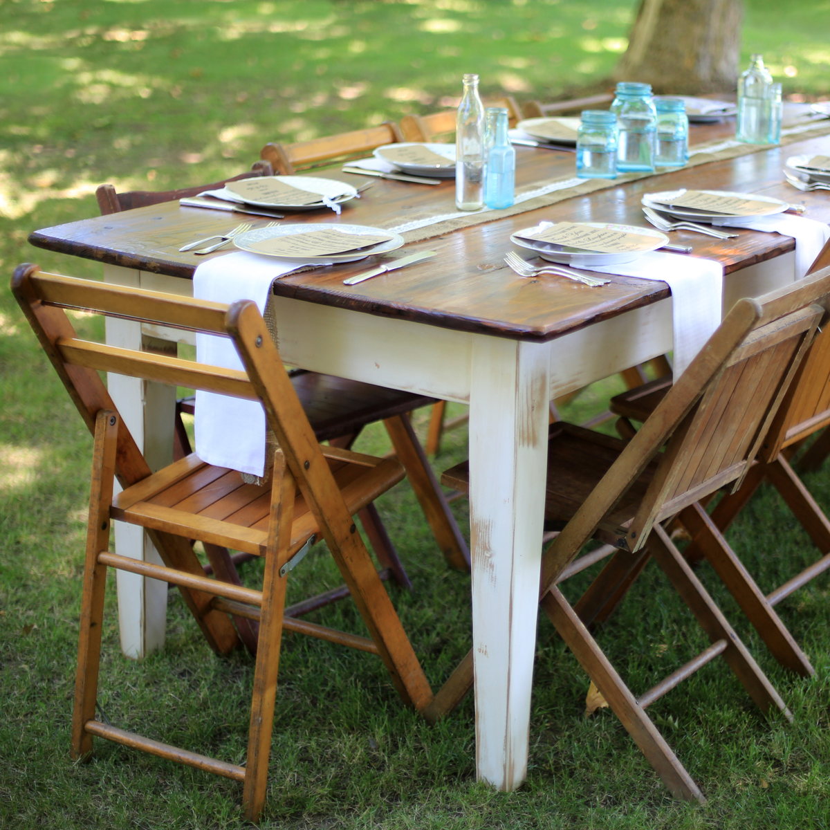 table and chair rentals sacramento bertoia diamond hand crafted rustic farm tables antique