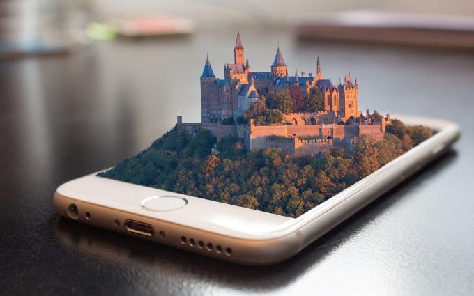 3d Mobile HD wallpaper