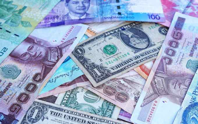 Currency HD Wallpaper