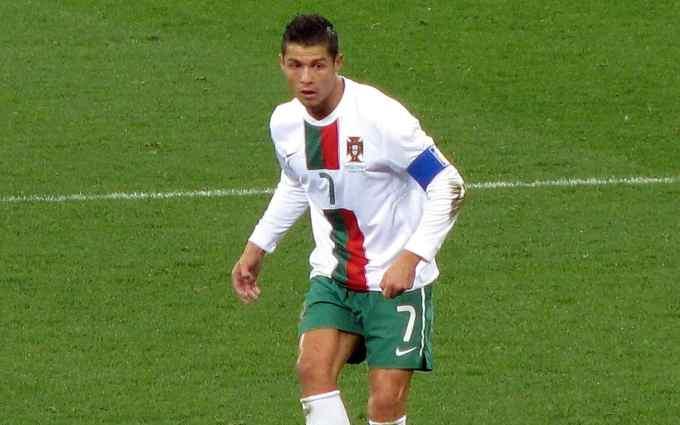 Ronaldo HD Wallpaper