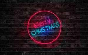 Christmas Lights Image