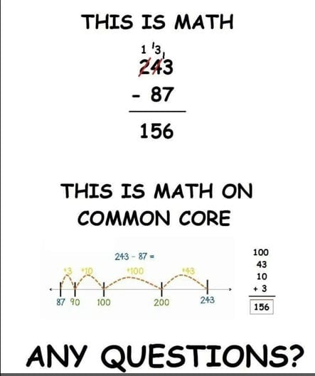 Is the common core a leftist attempt to dumb down the