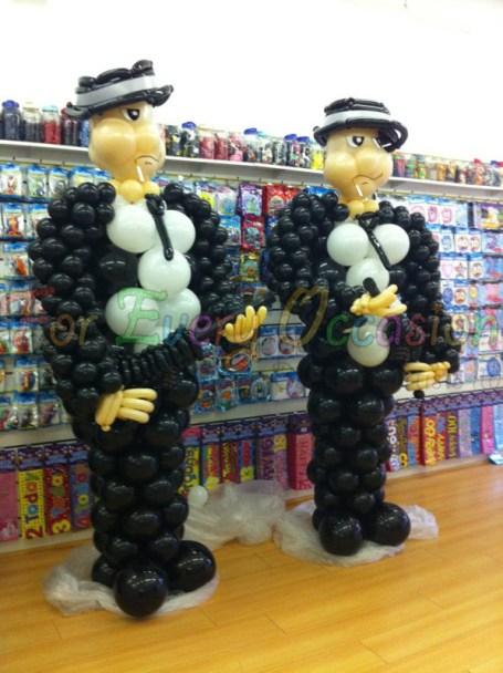 Gangster Sculptures