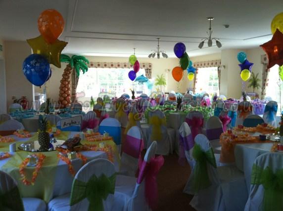 Hawiian Party