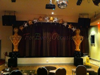 Golden Sands Oscars Party