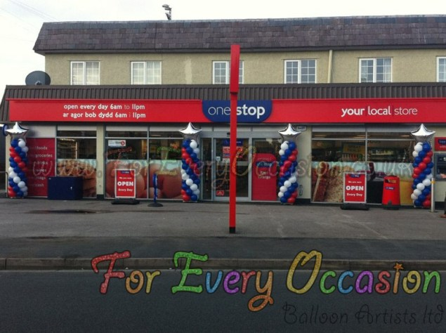 One Stop Store Opening
