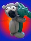 Koala Balloon Model
